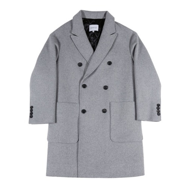 Wool Double Coat_OL059