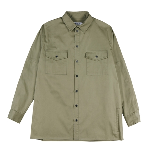 Pocket Work Shirts_CL053
